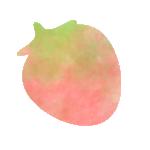 無料イラスト素材(いちご、イチゴ、苺)