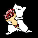 花束無料素材